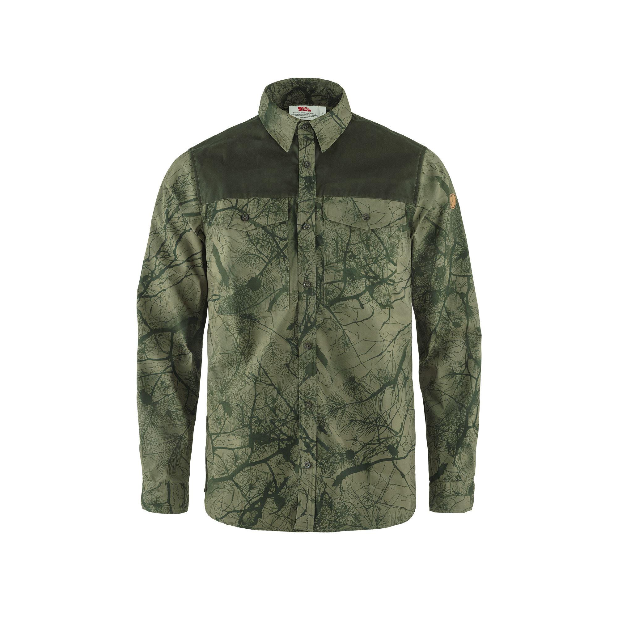 FJÄLL RÄVEN Värmland G-1000 Shirt M