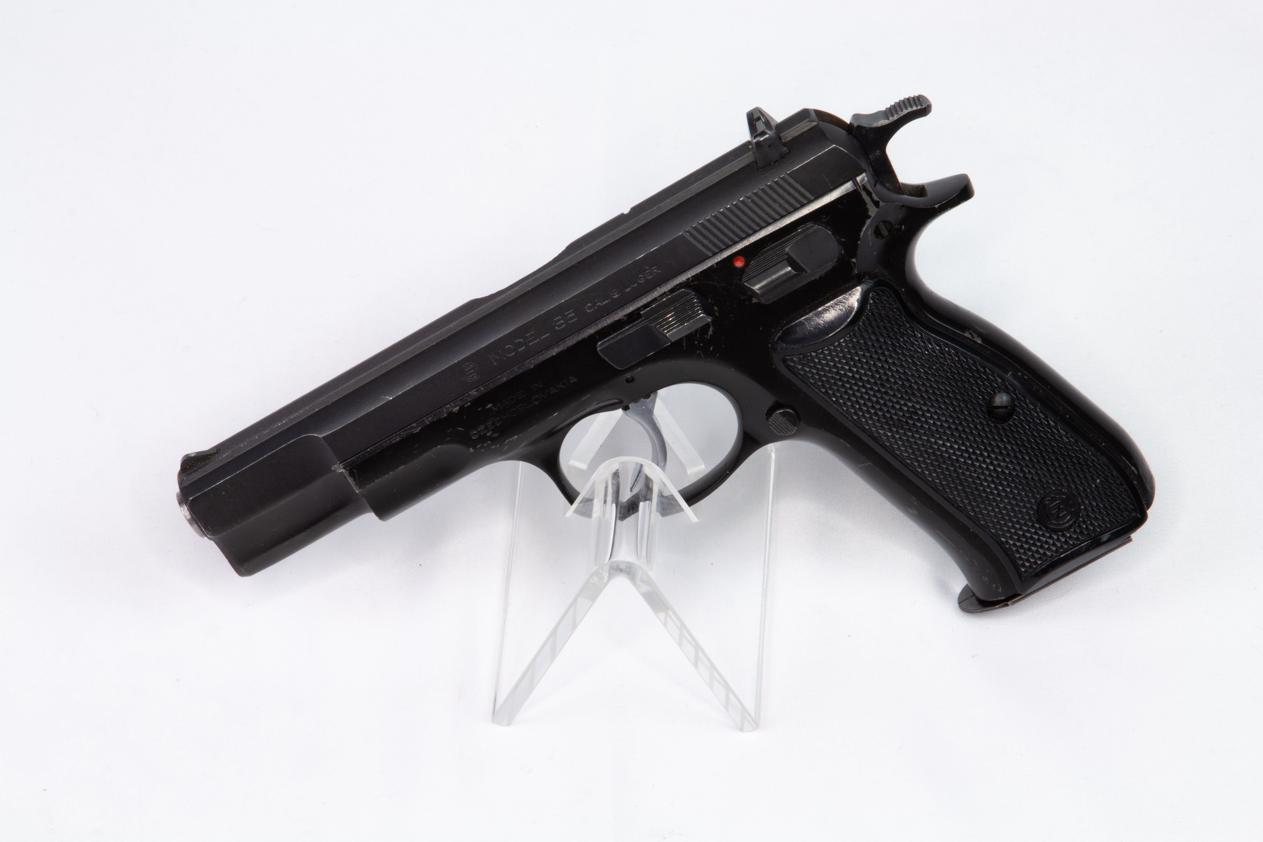 gebr. CZ BRÜNNER Pistole Mod. CZ85