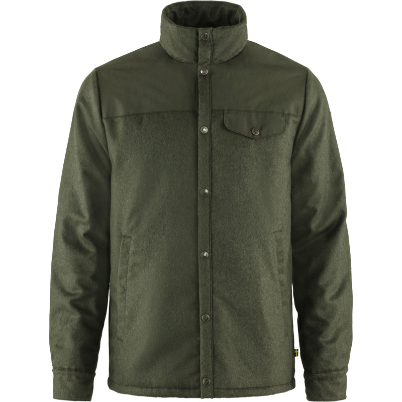 FJÄLL RÄVEN Canada Wool Padded Jacket M
