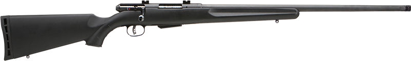 SAVAGE Mod 25 Lightweight Varminter Black