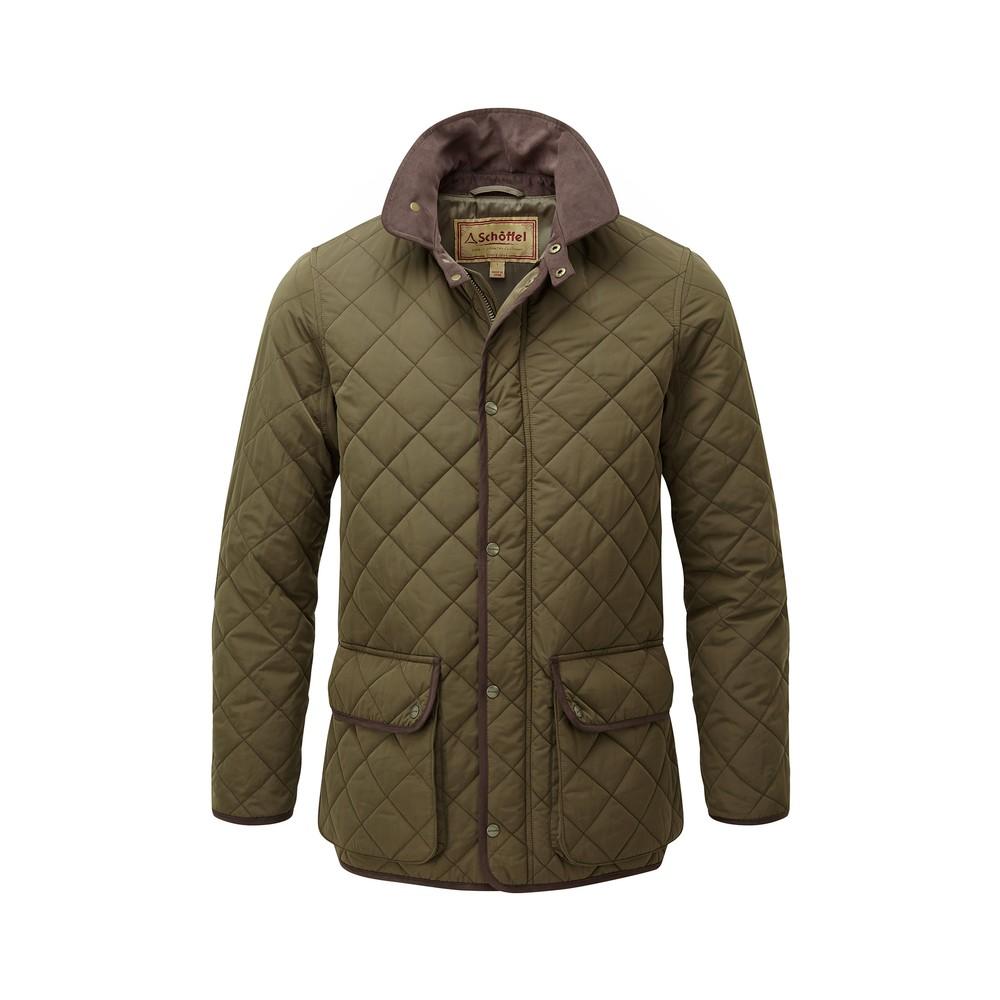SCHÖFFEL Barrowden Quilt Jacket