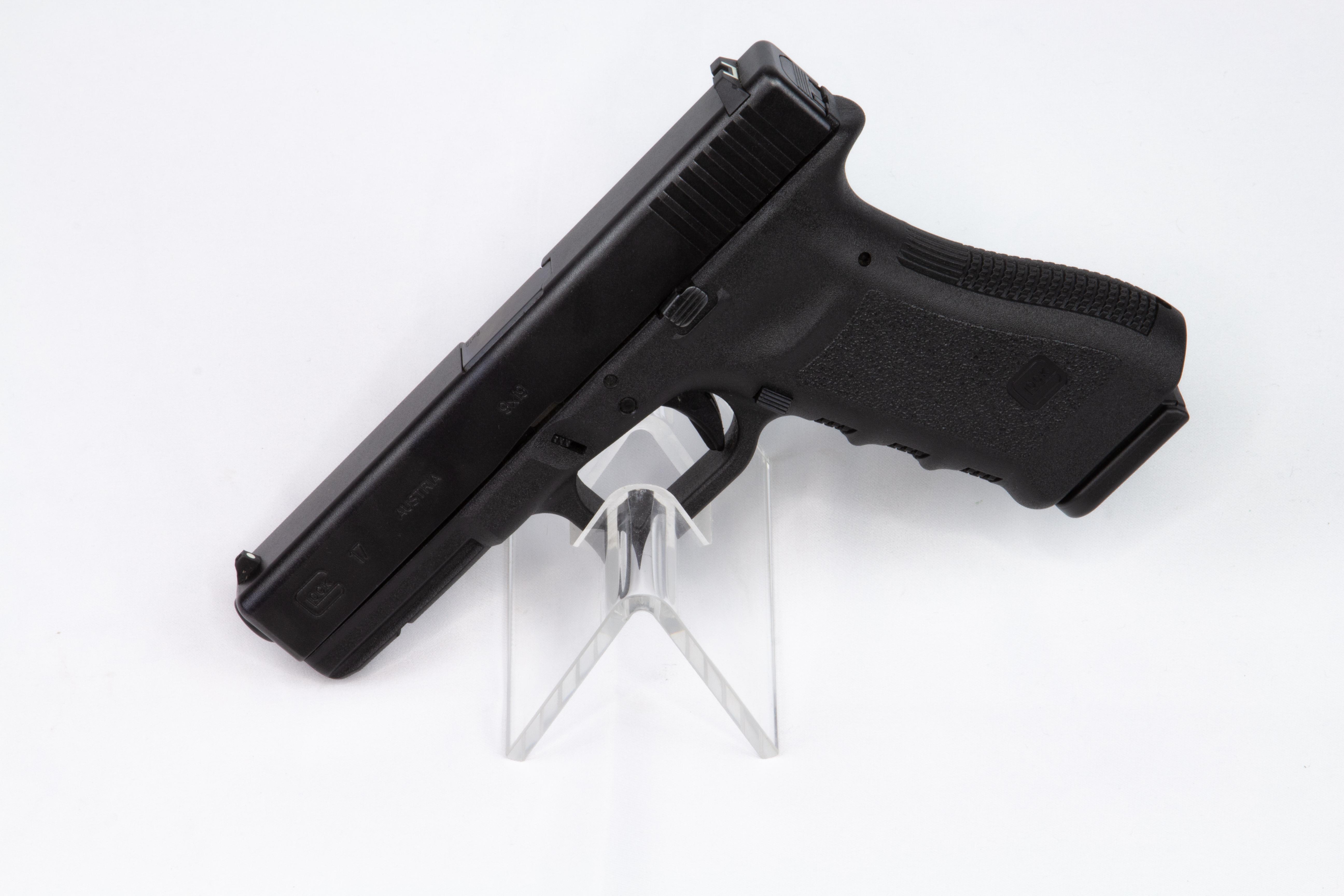 gebr. GLOCK Pistole Mod. 17 Gen. 5
