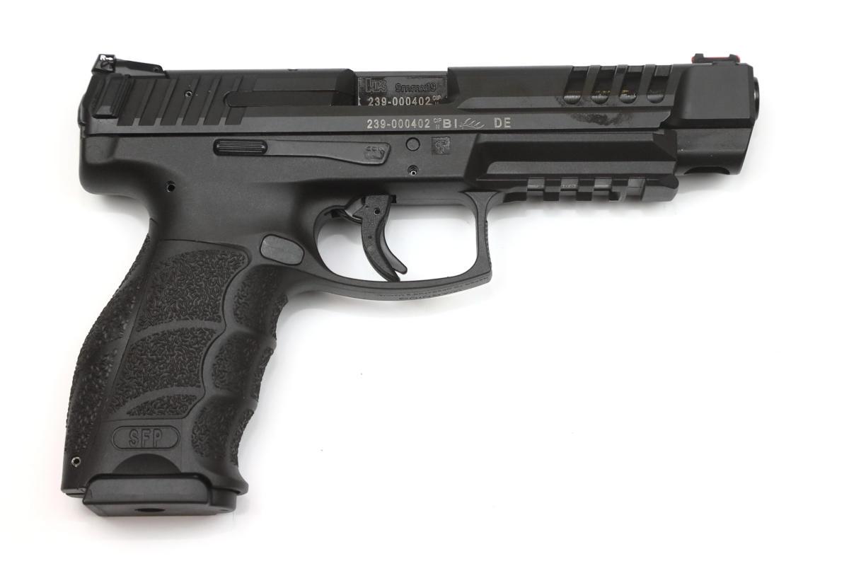 HECKLER & KOCH SFP9L-OR PB black