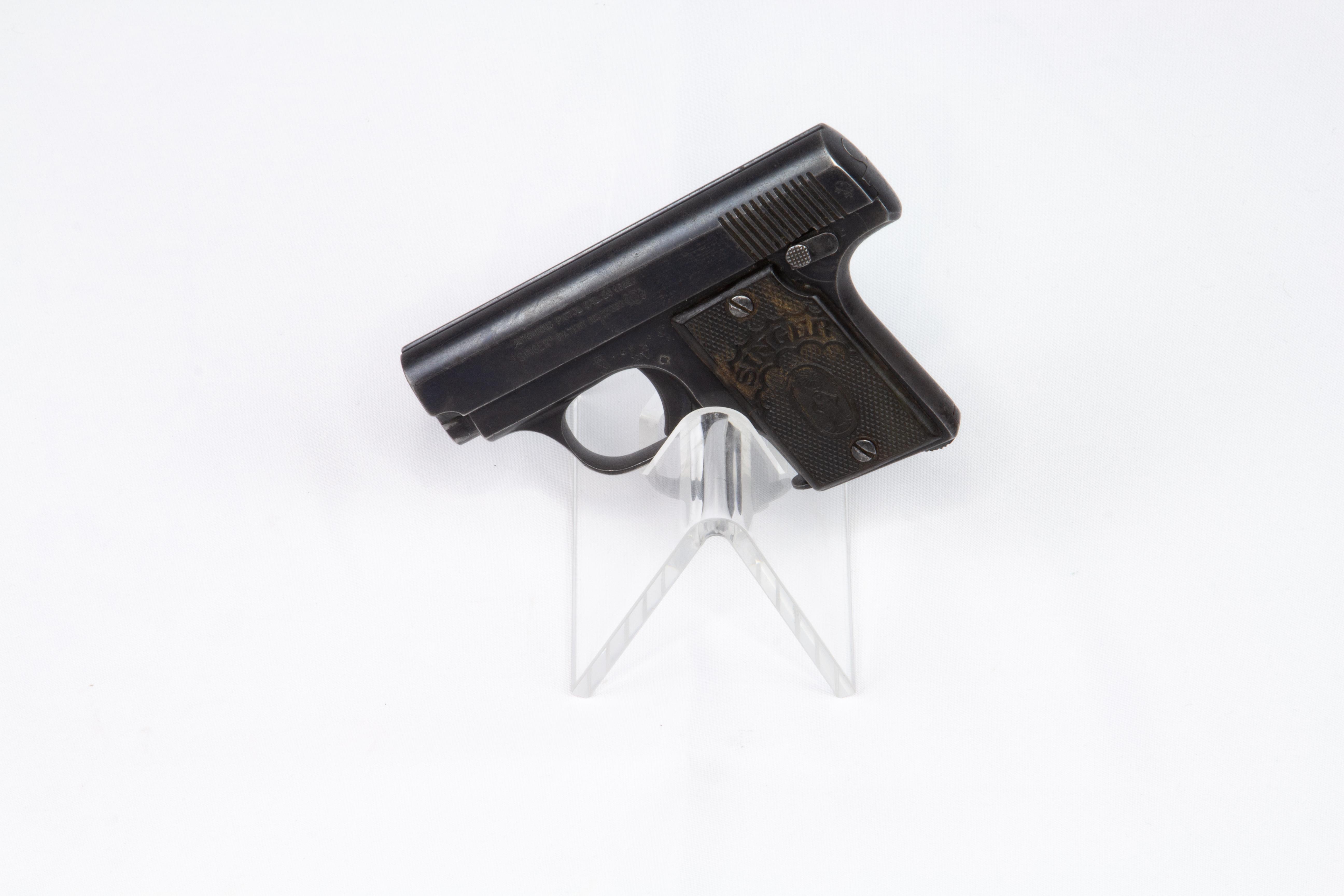 gebr. SINGER Pistole