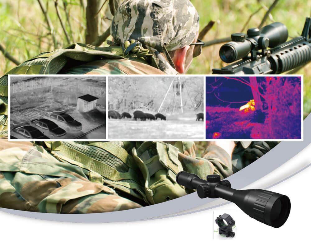 DALI Wärmebildzielferrohr RS1 50-384