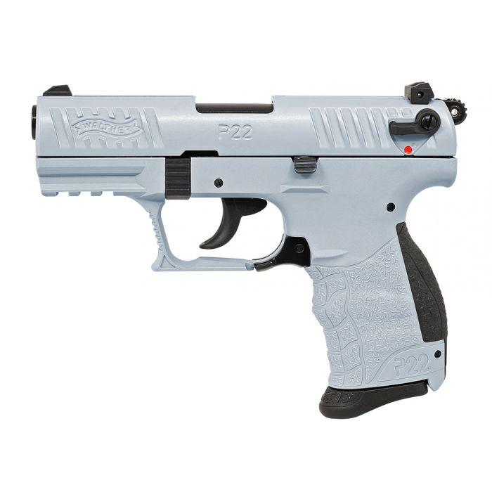 WALTHER Pistole Mod. P22 Q Concrete