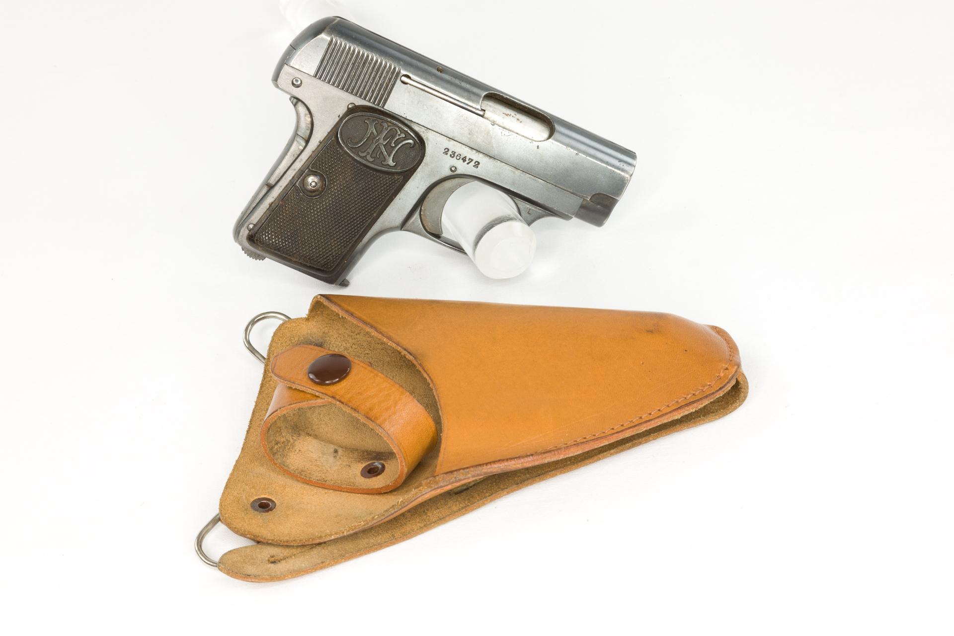 gebr. FN Pistole, Mod. Baby
