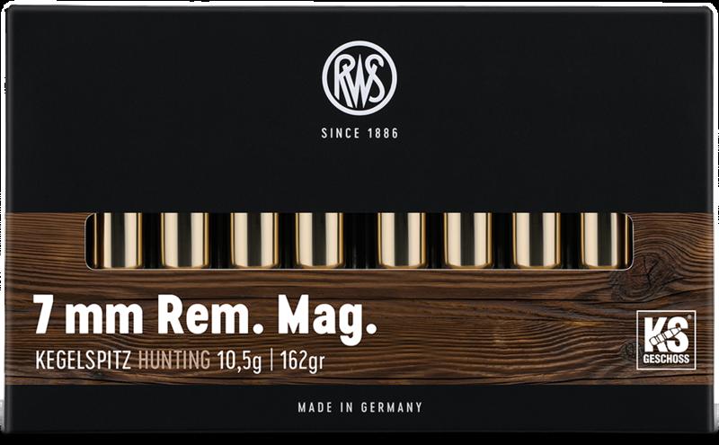 RWS Kal. 7 mm Rem.Mag.  KS  10,5g