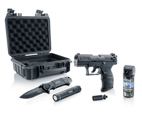 WALTHER P22 Q R2D-KIT / Set