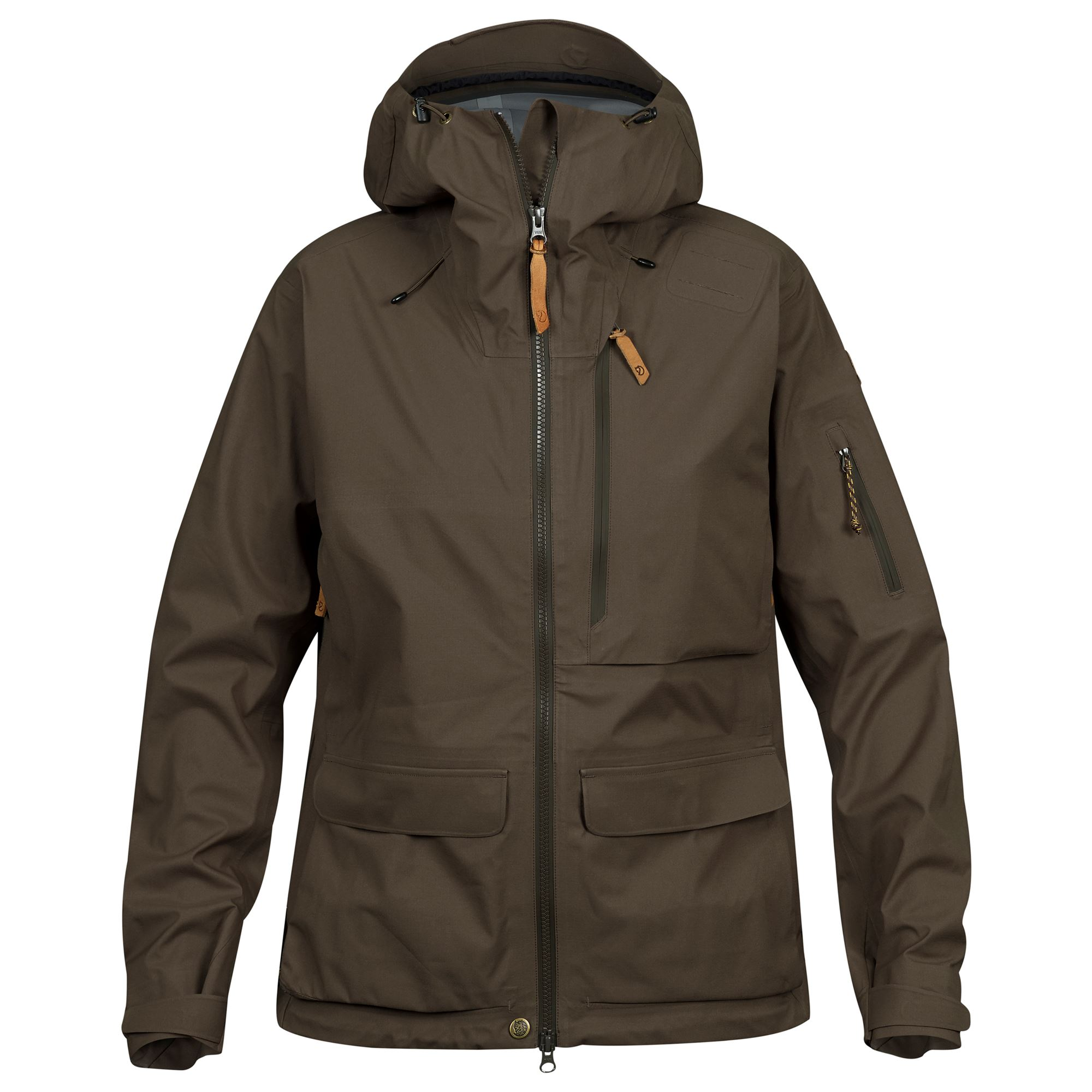 FJÄLL RÄVEN Lappland Eco-Shell Jacket W