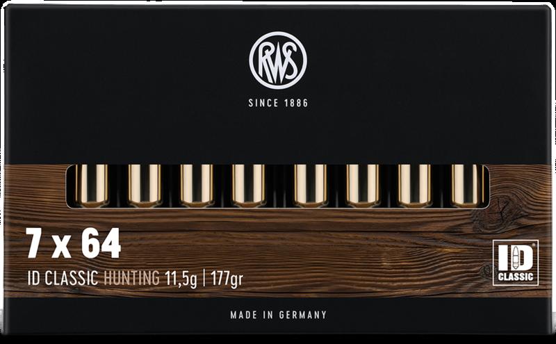 RWS Kal. 7x64  ID Classic  11,5g