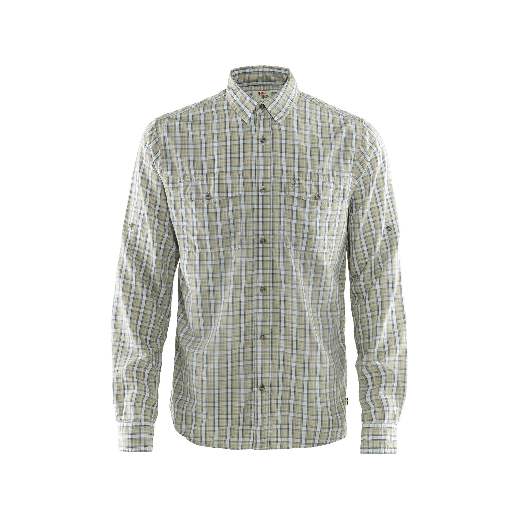 FJÄLL RÄVEN Abisko Cool Shirt LS M
