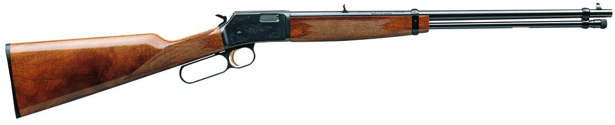 BROWNING BL 22, Grade 2, LL50cm mit 15-Schuss Magazin, verst. Visierung,