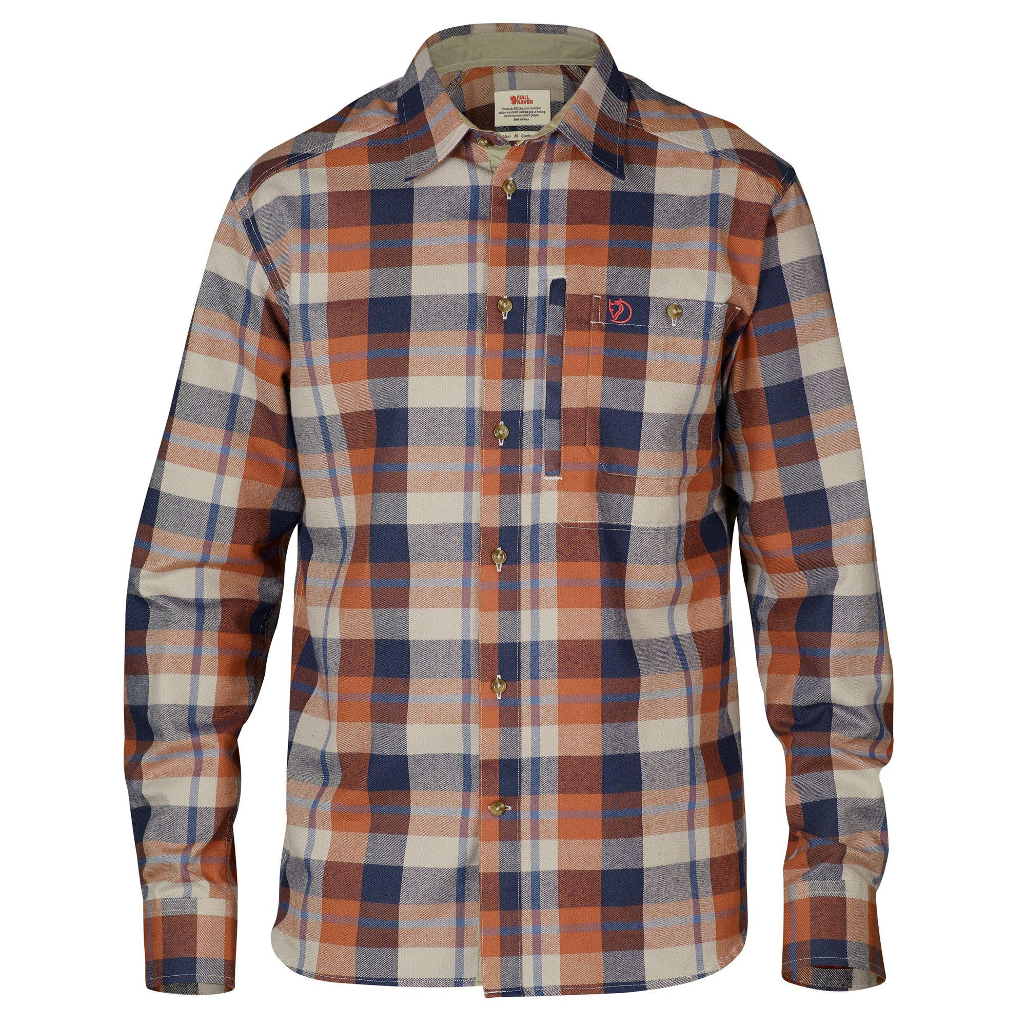 FJÄLL RÄVEN Fjällglim Shirt M