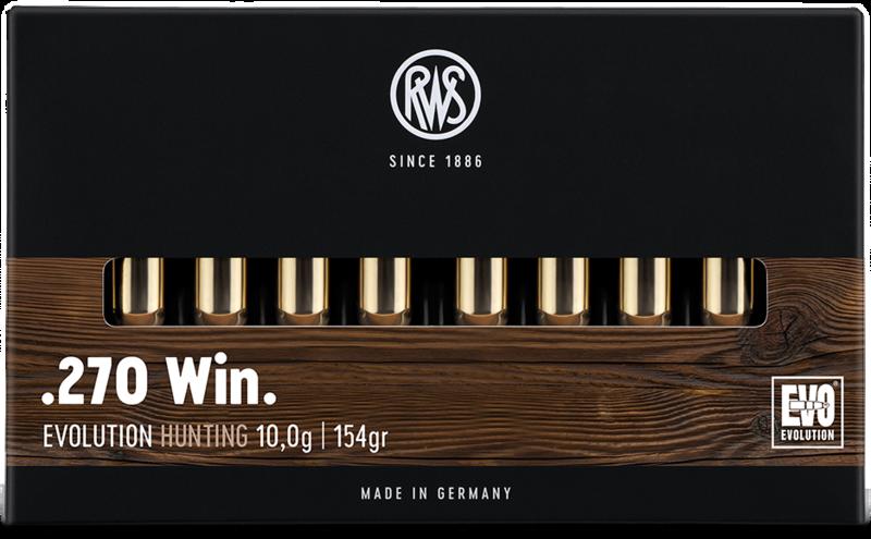RWS Kal. .270 Win  EVOLUTION  10,0g