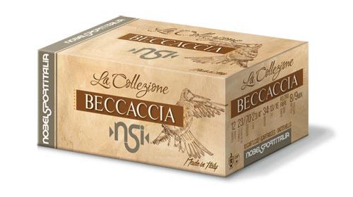 NSI Beccaccia 34 12/70 Mix 8-9