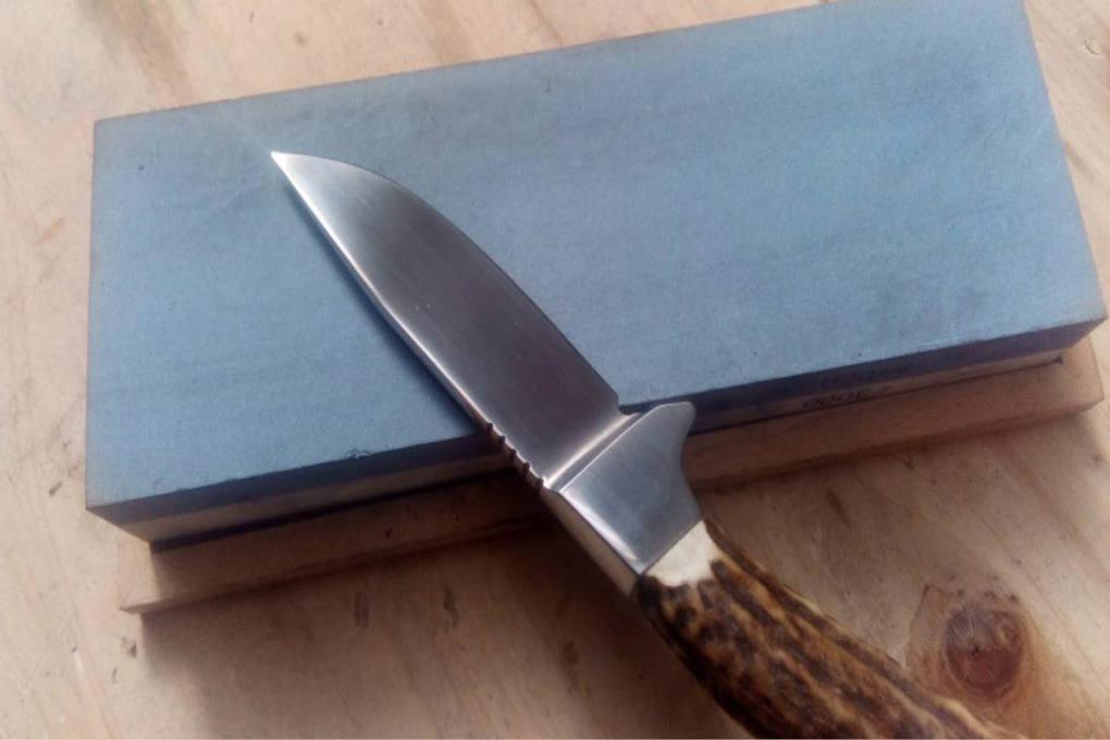 Workshop - Messerschärfen