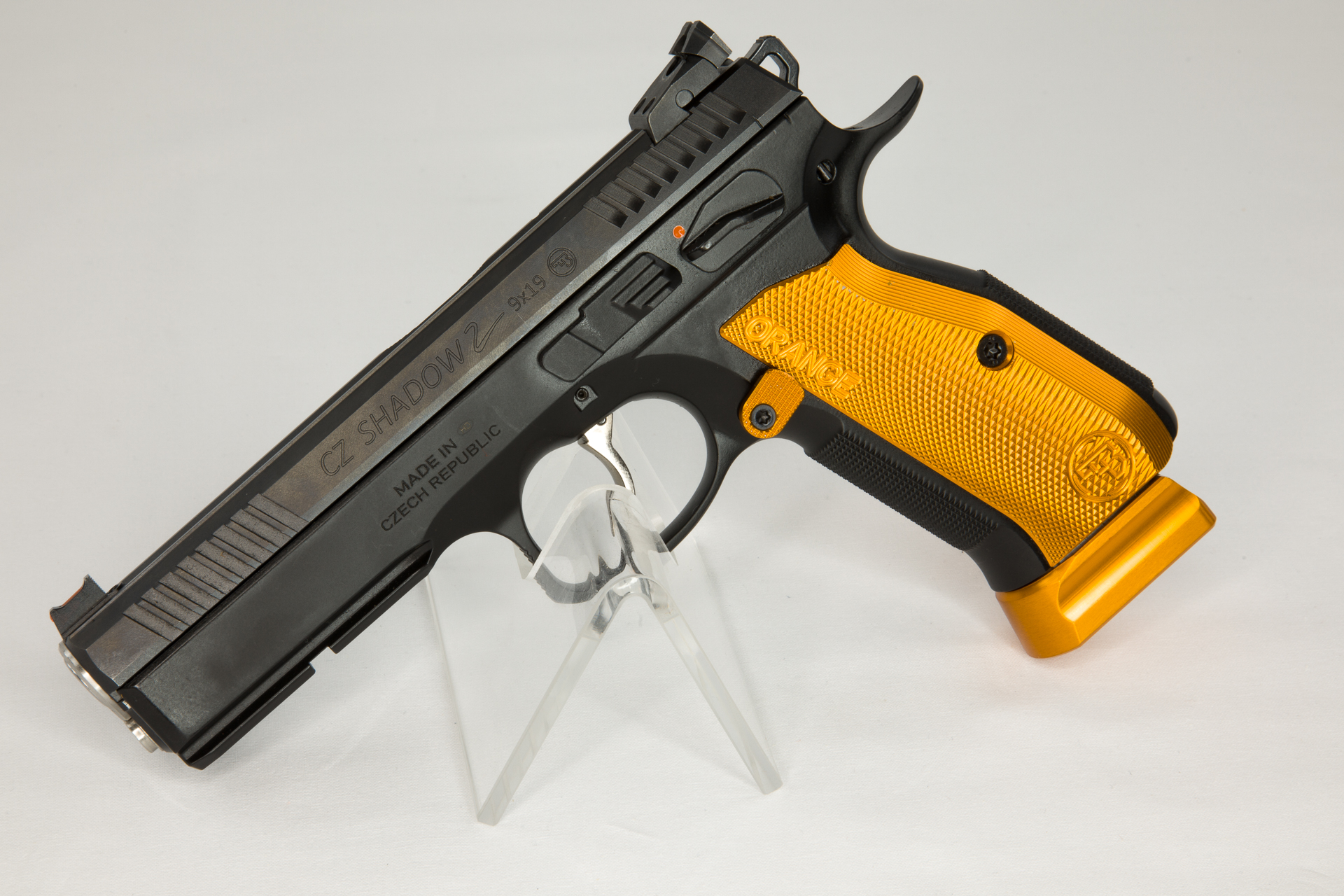 gebr. BRÜNNER CZ75 Shadow 2 Orange