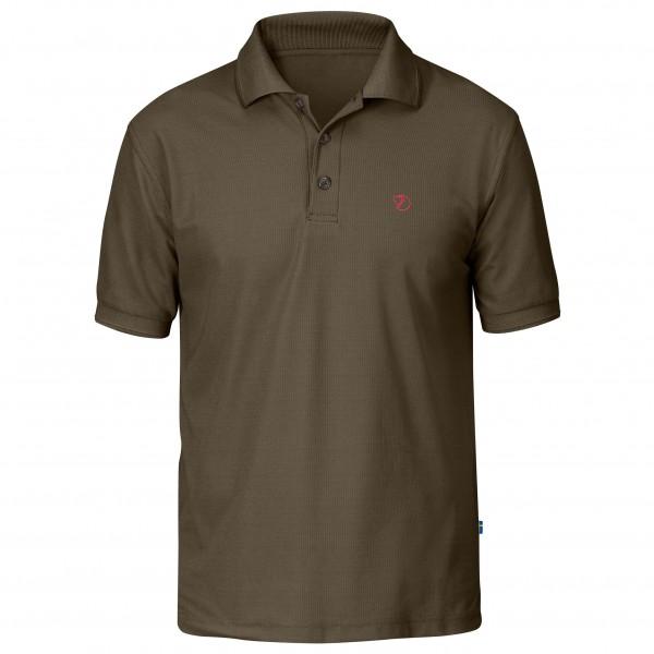 FJÄLL RÄVEN Crowley Pique Shirt