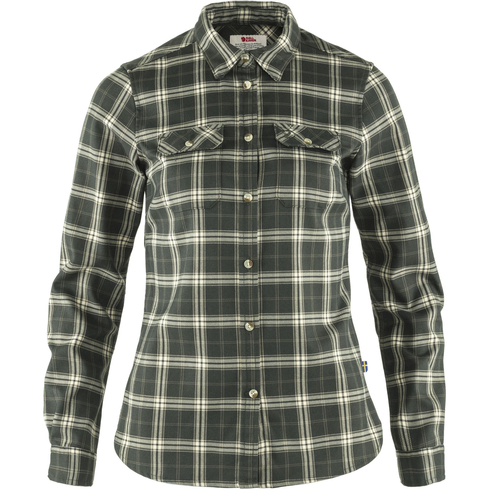 FJÄLL RÄVEN Fjällglim Stretch Shirt LS W