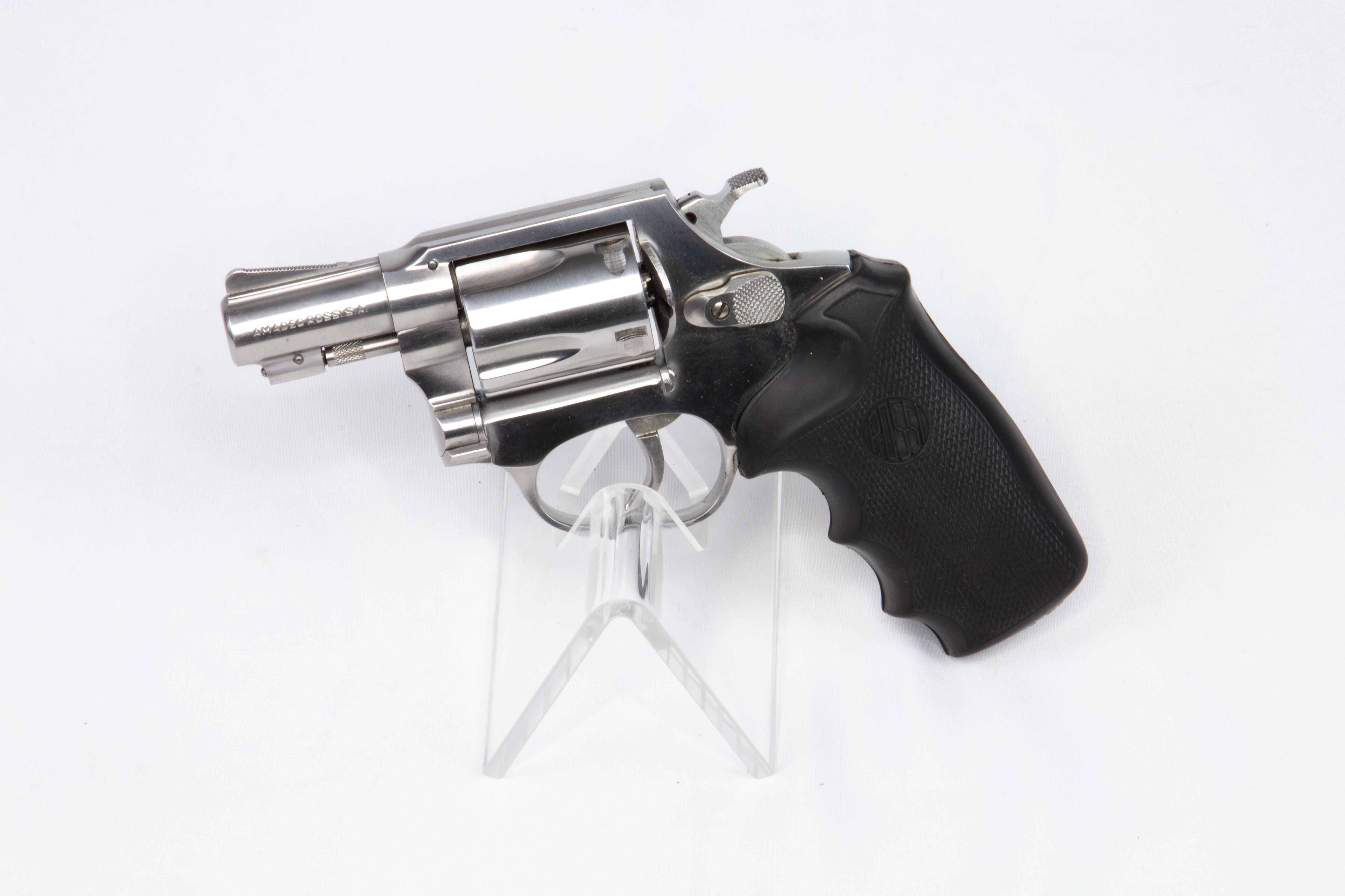 gebr. ROSSI Revolver Mod. 57 Stainless