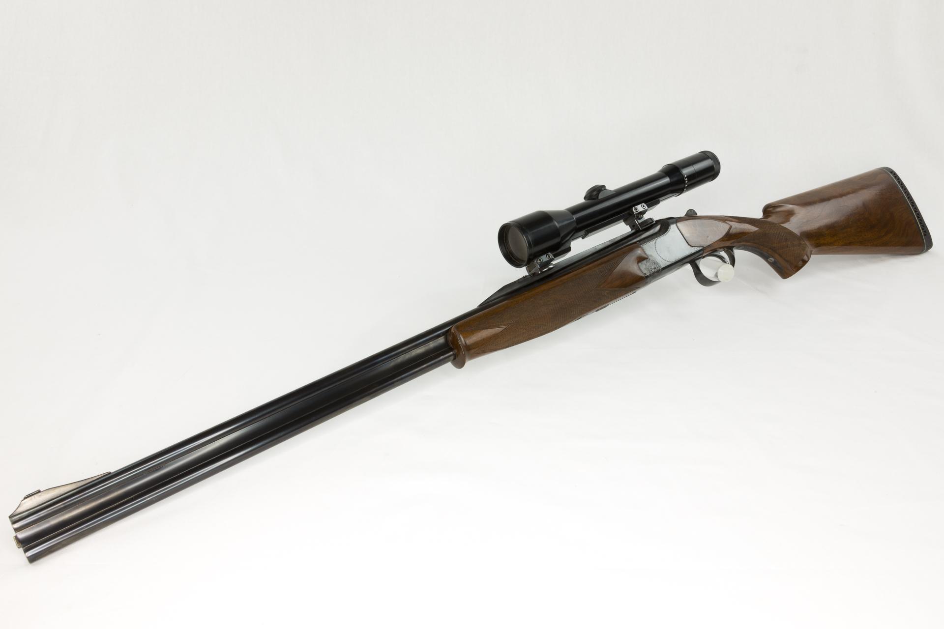 gebr. FN Browning B25 Express Bockdoppelkugel