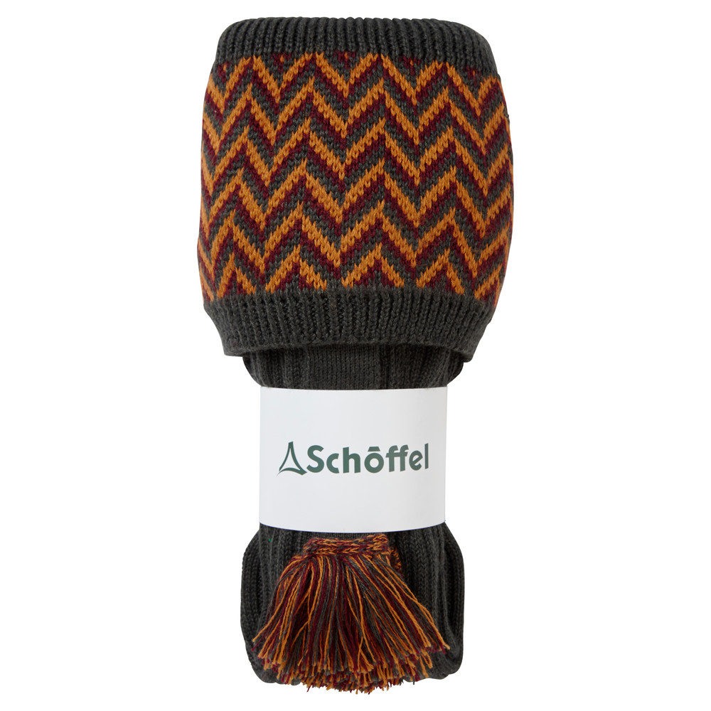 SCHÖFFEL Herringbone Socken