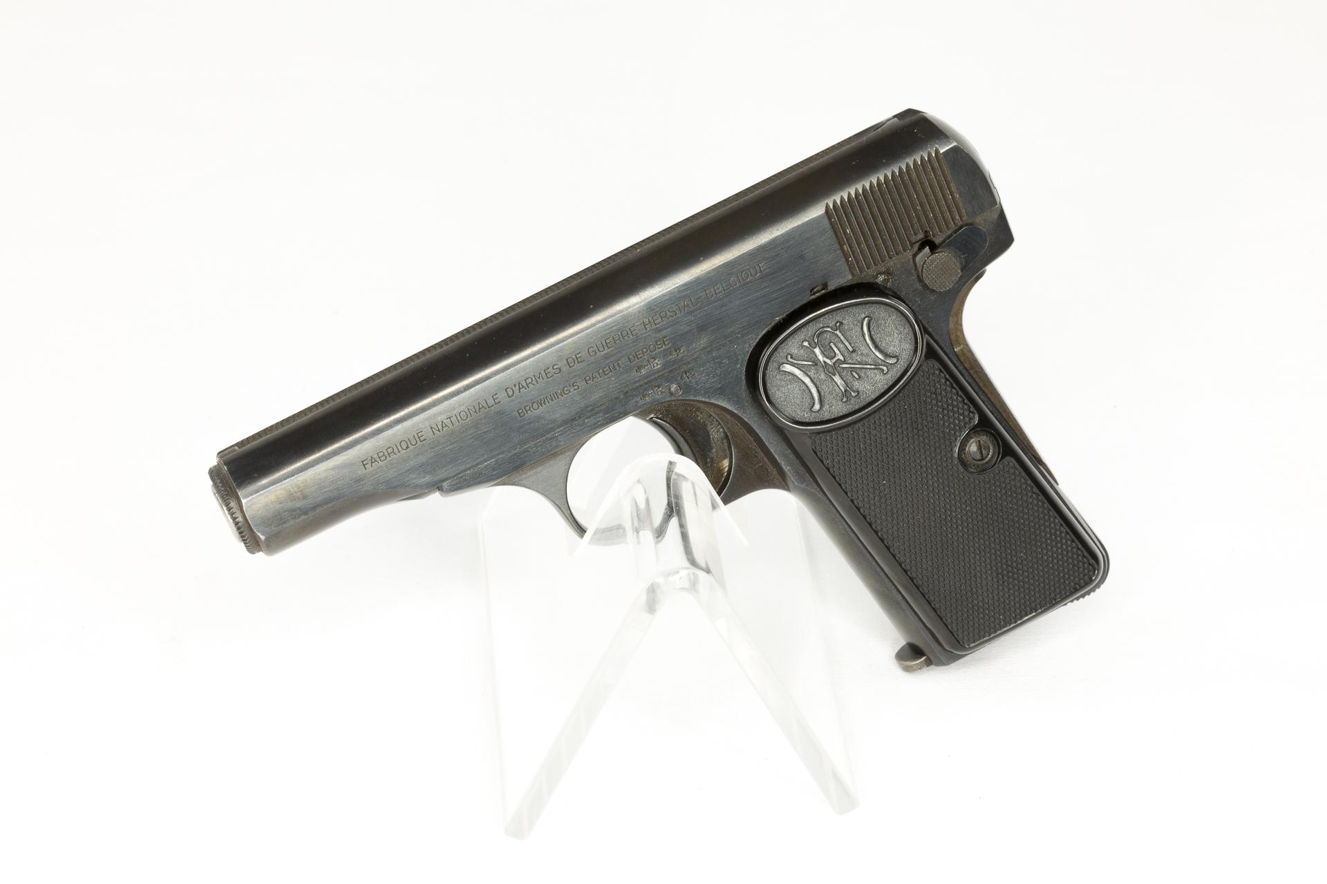 gebr. FN Pistole Mod. 10