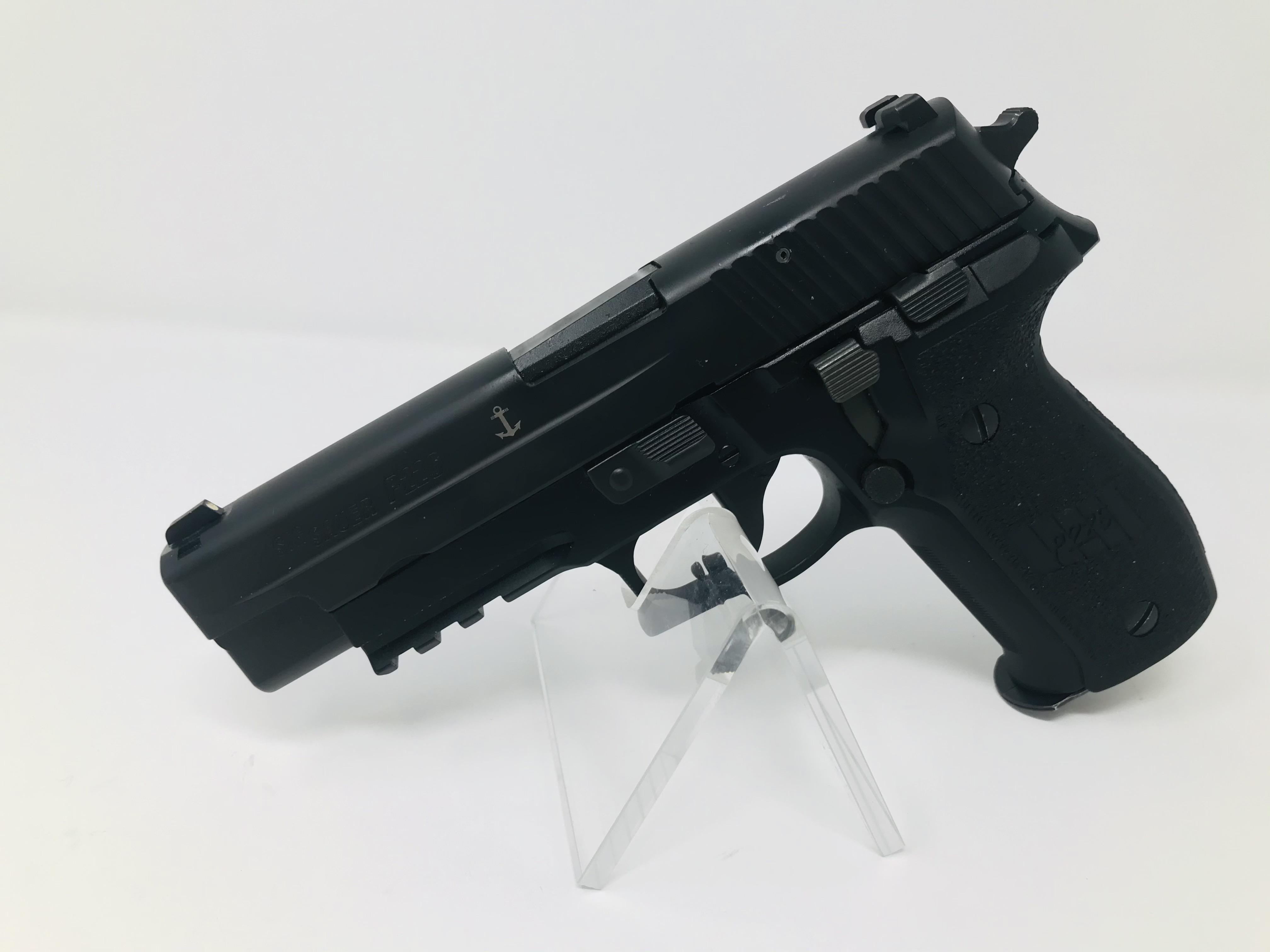 gebr. SIG SAUER Mod. P226 LDC