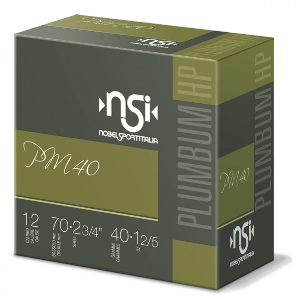 NSI PM 40 12/70, 40 gr.