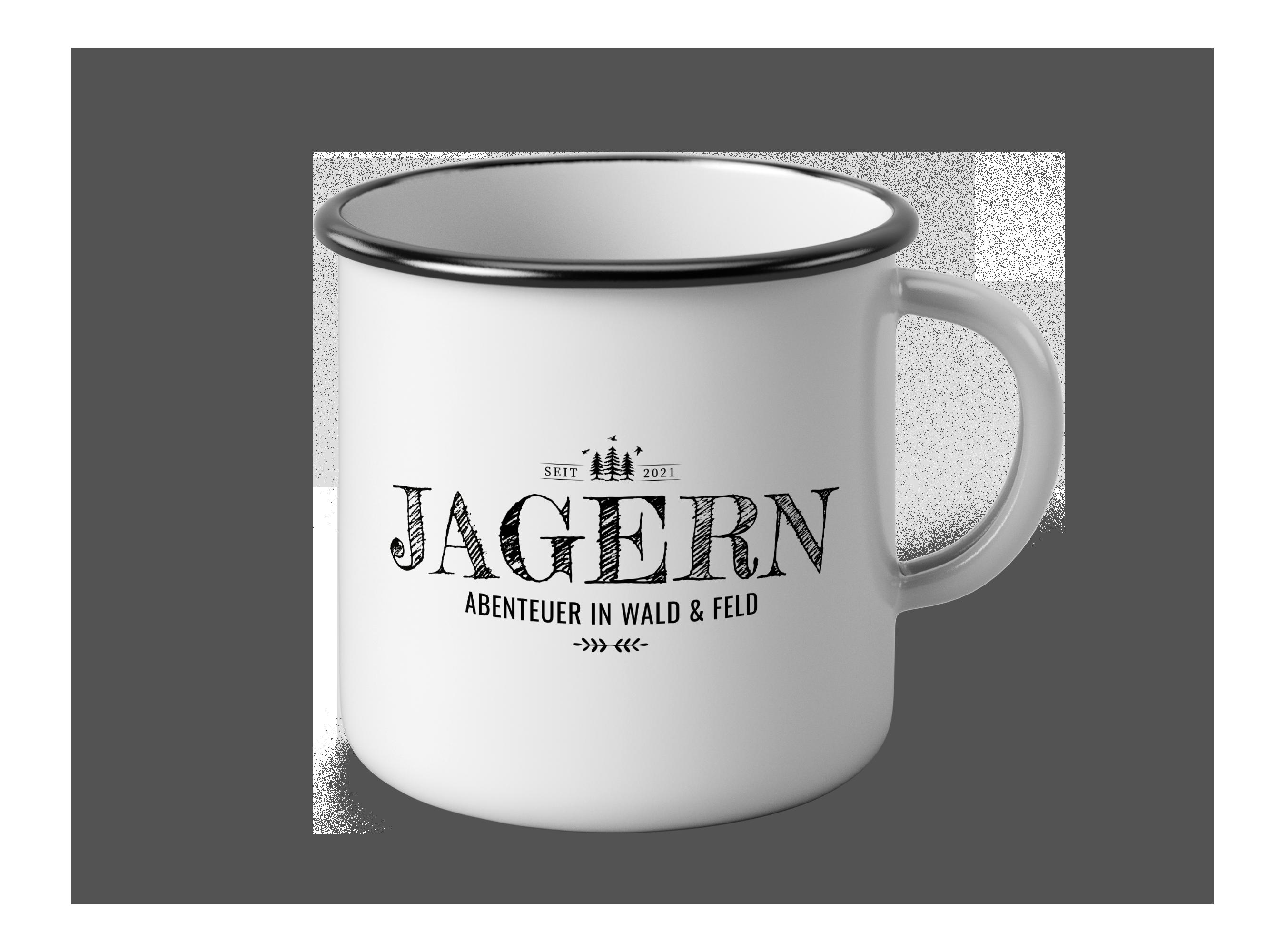 JAGERN - Sammeltasse 01