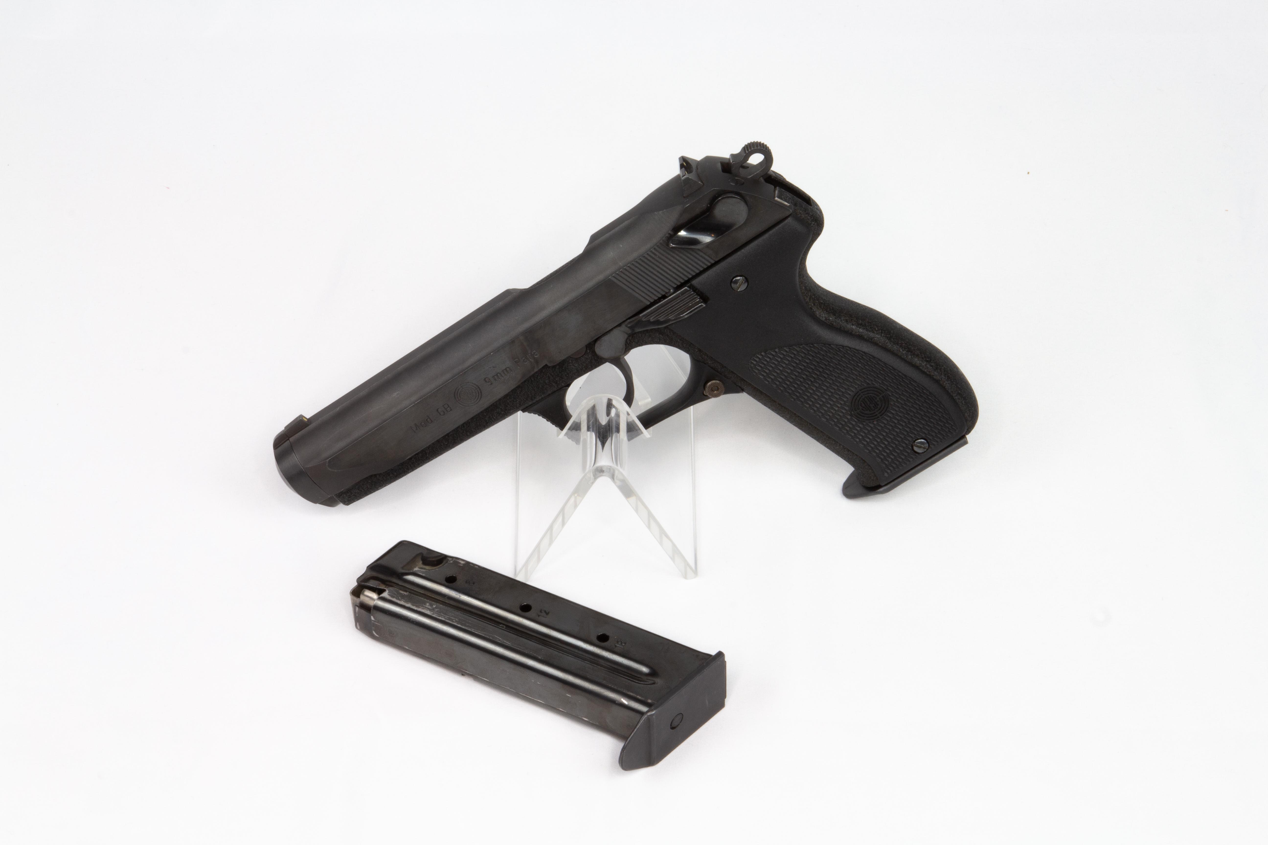 gebr. STEYR Pistole Mod. GB
