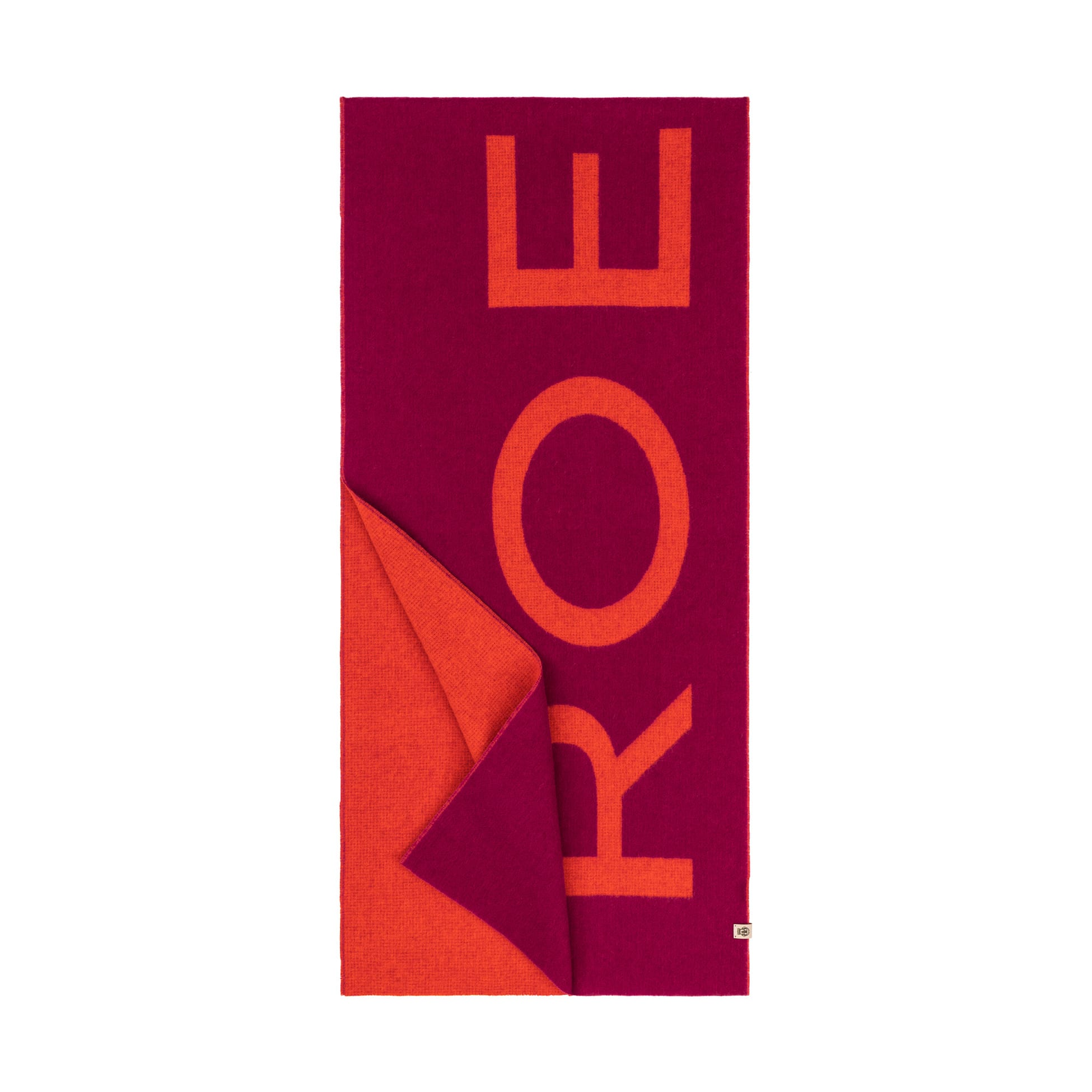 ROECKL Logo Schal