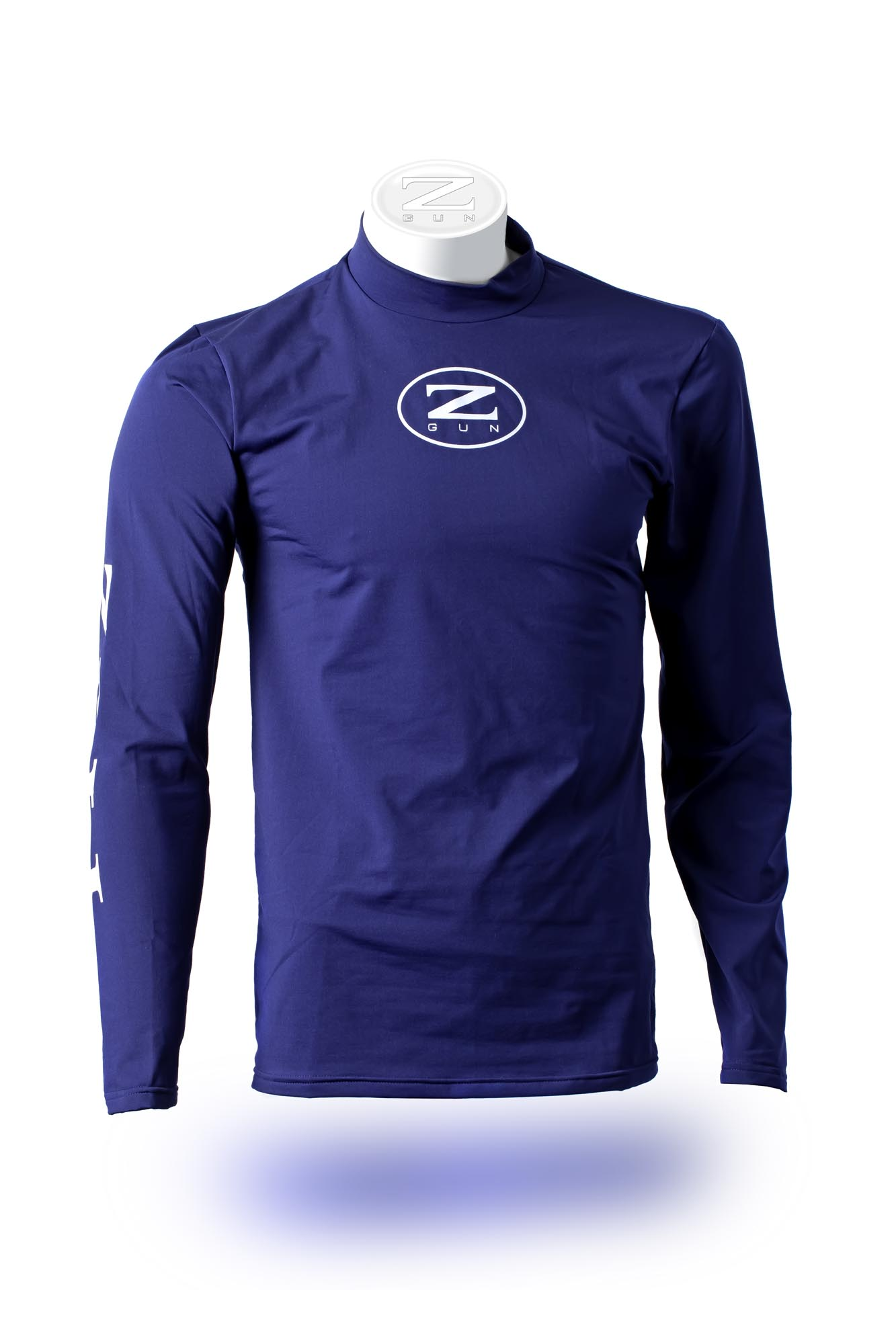 ZOLI Long Sleeve T-Shirt Blue