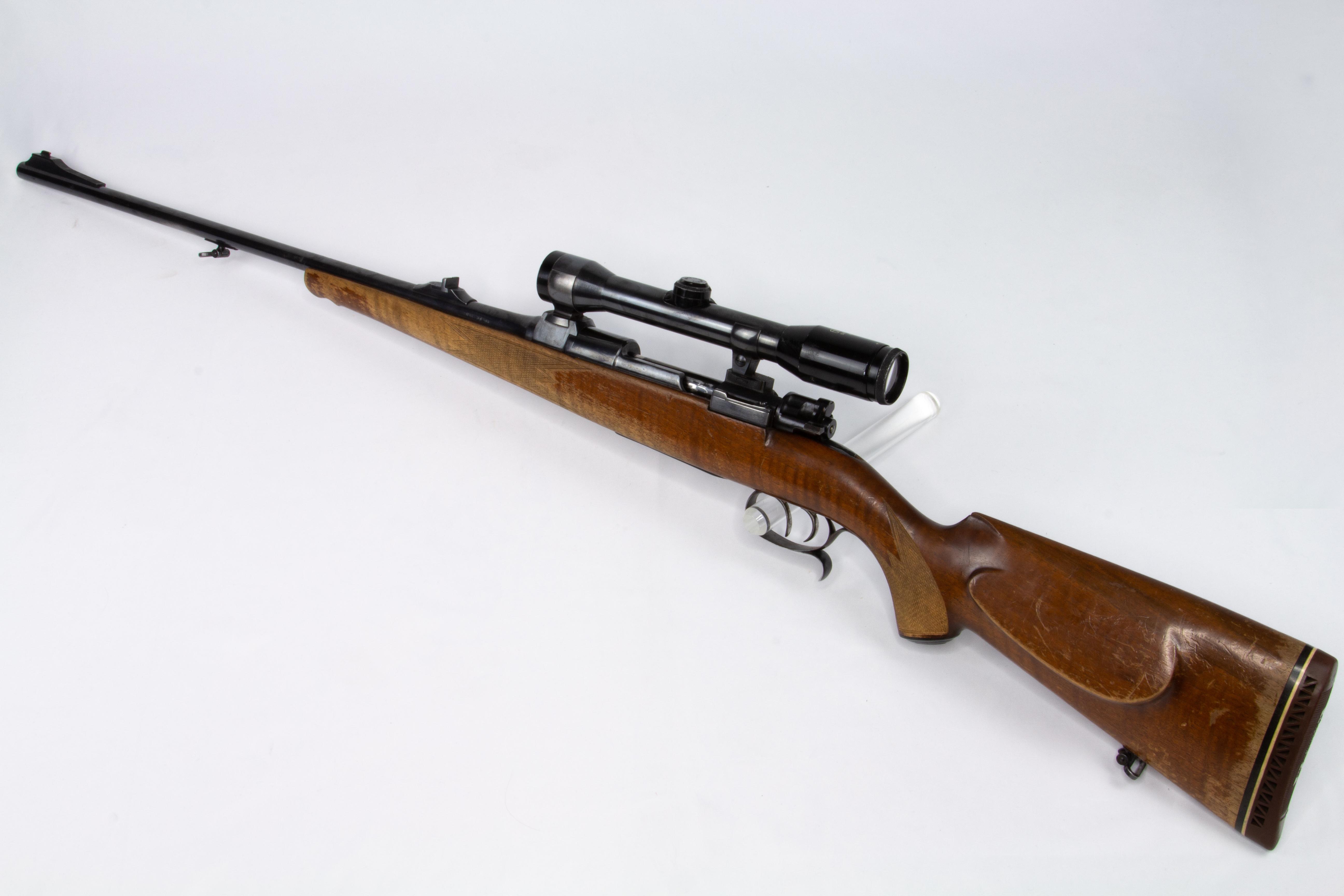 gebr. Mauser 98 mit Fingerhaken