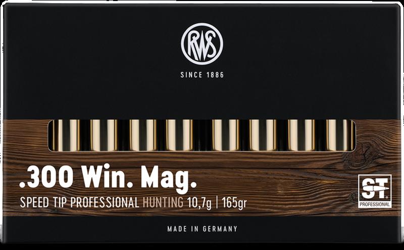 RWS Kal. .300 Win Mag, Speed Tip Pro 10,7g