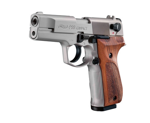 WALTHER P 88 Nickel/Holz
