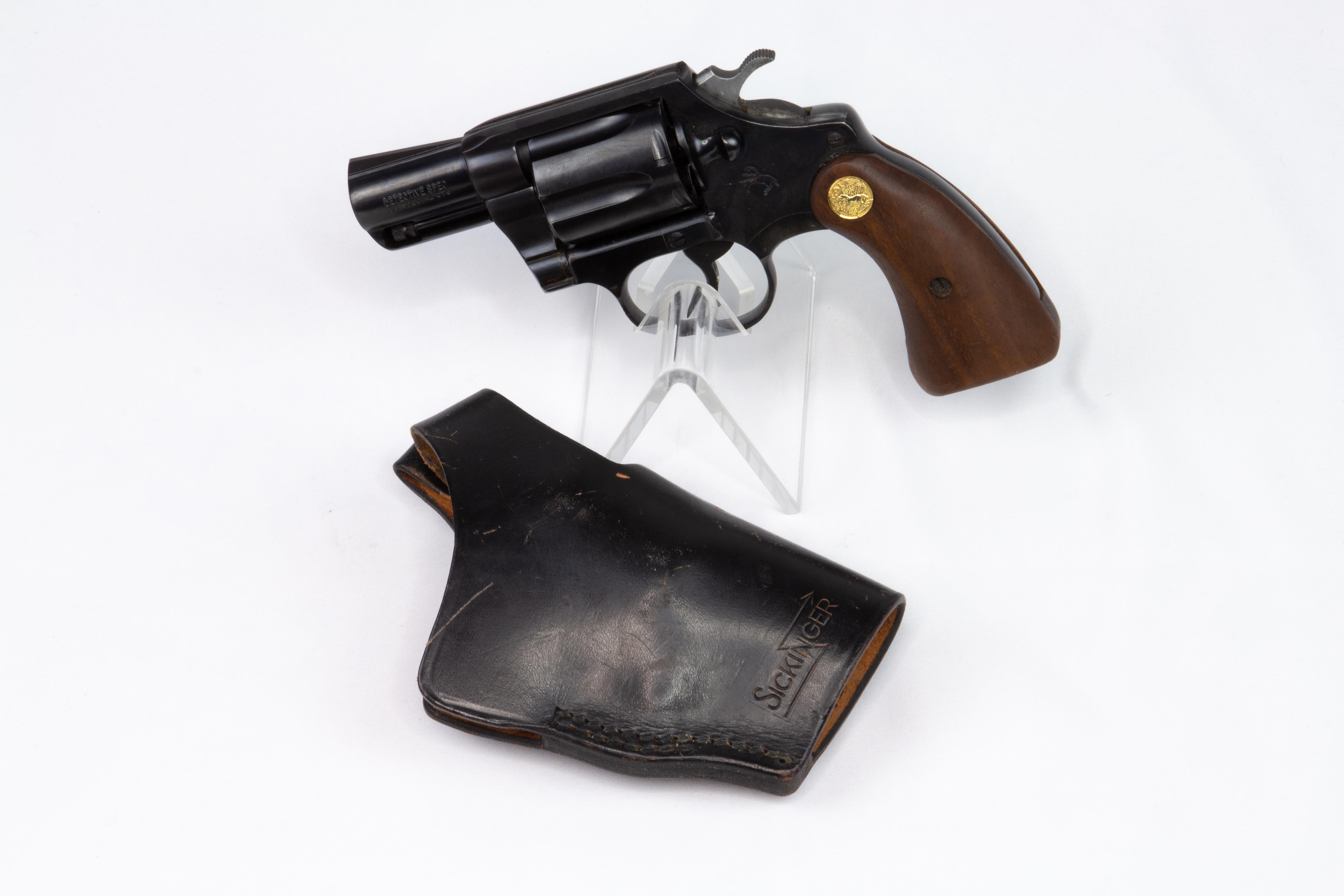 gebr. COLT Revolver Mod. Detective Special