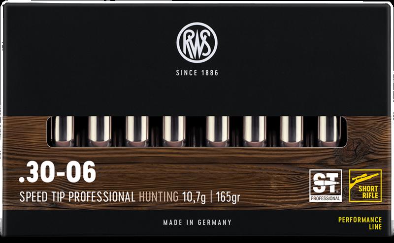 RWS Kal. 30-06 Short Rifle Speed Tip Pro 10,7g
