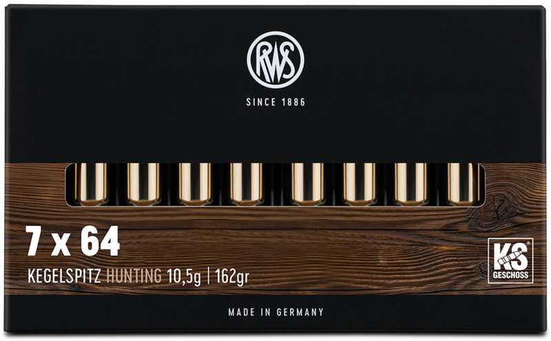 RWS Kal. 7x64  KS 10,5g
