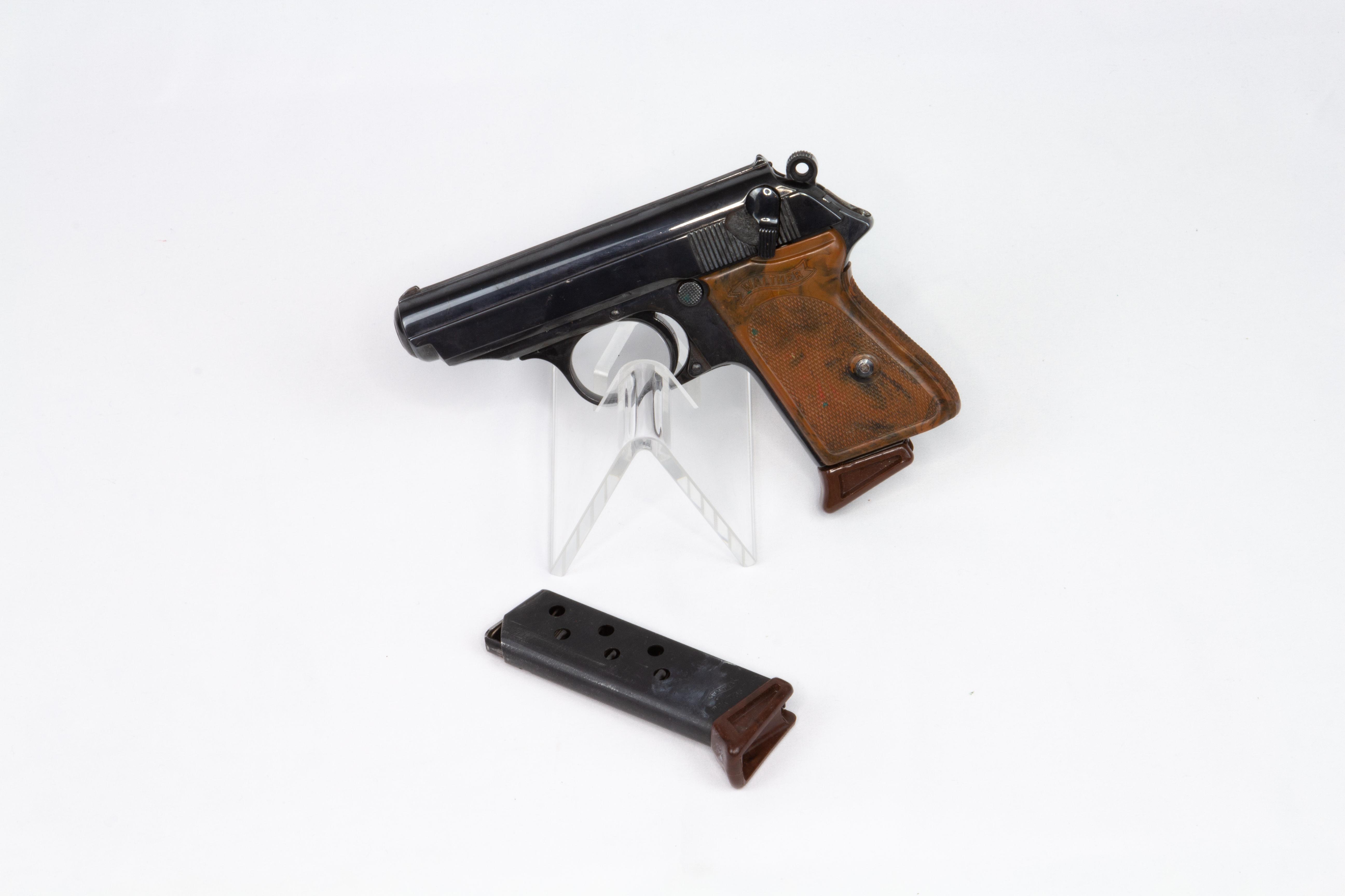gebr. WALTHER Pistole Mod. PP
