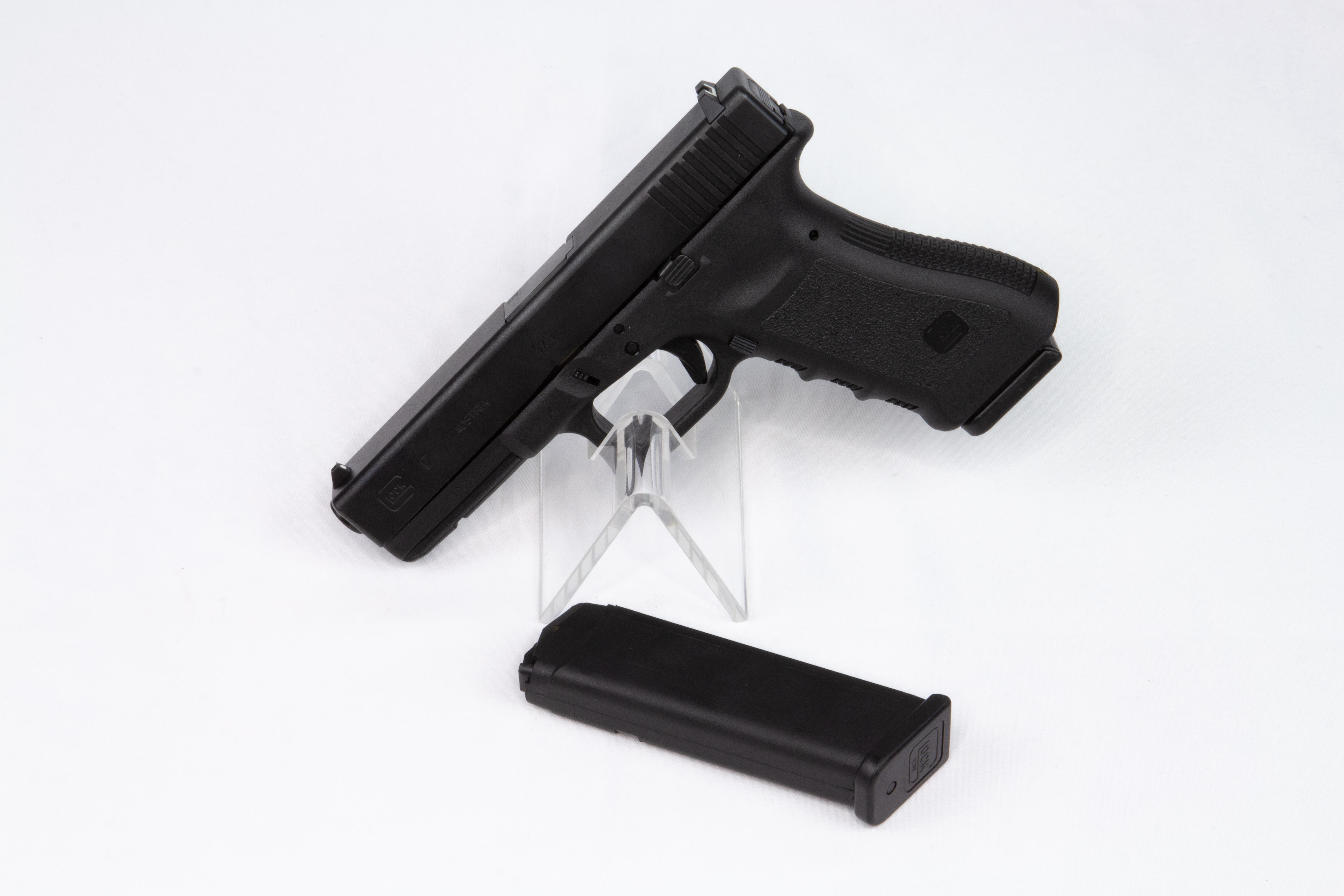 gebr. GLOCK Pistole Mod. 17 Gen. 4