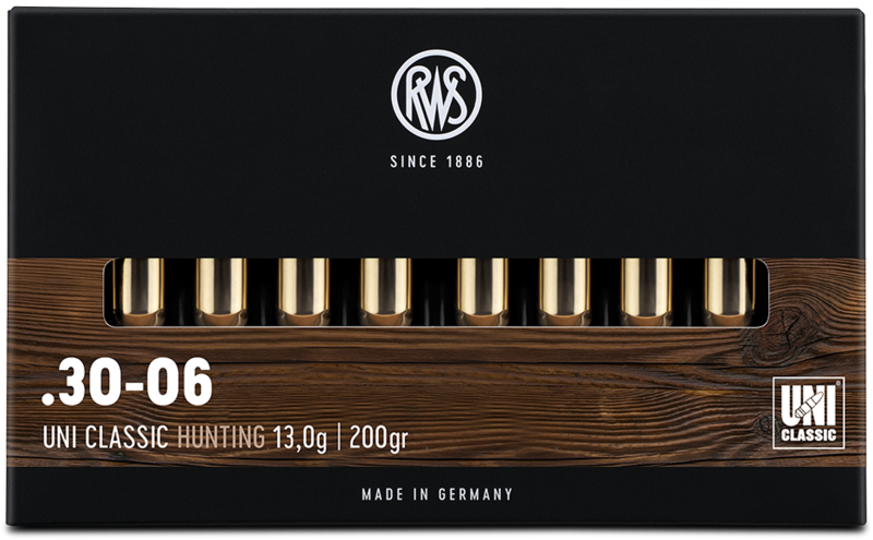 RWS Kal. .30-06   UNI Classic  13g