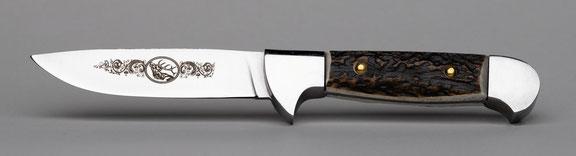 HACK Integral-Messer 10 cm