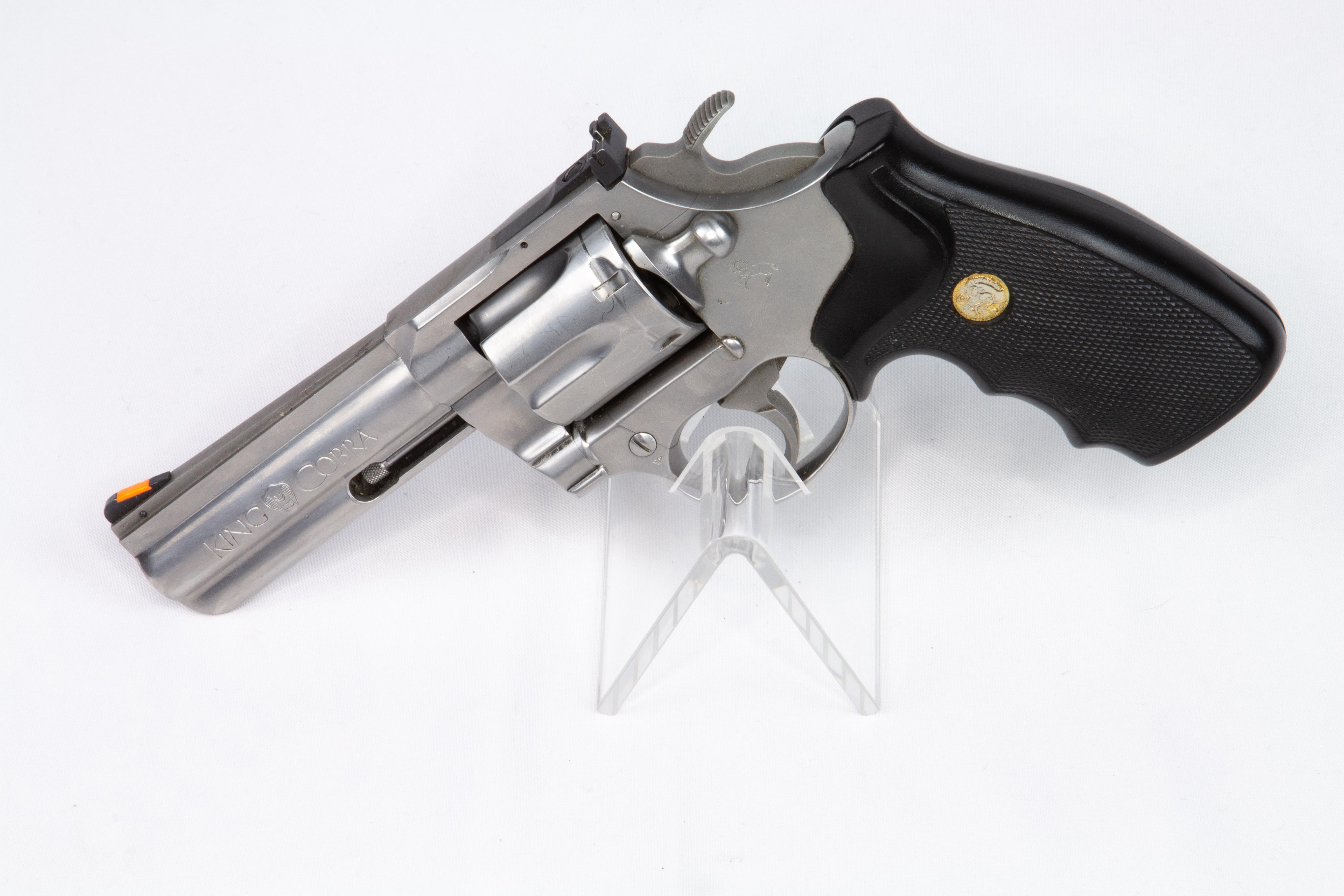 gebr. COLT Revolver, Mod. King Cobra