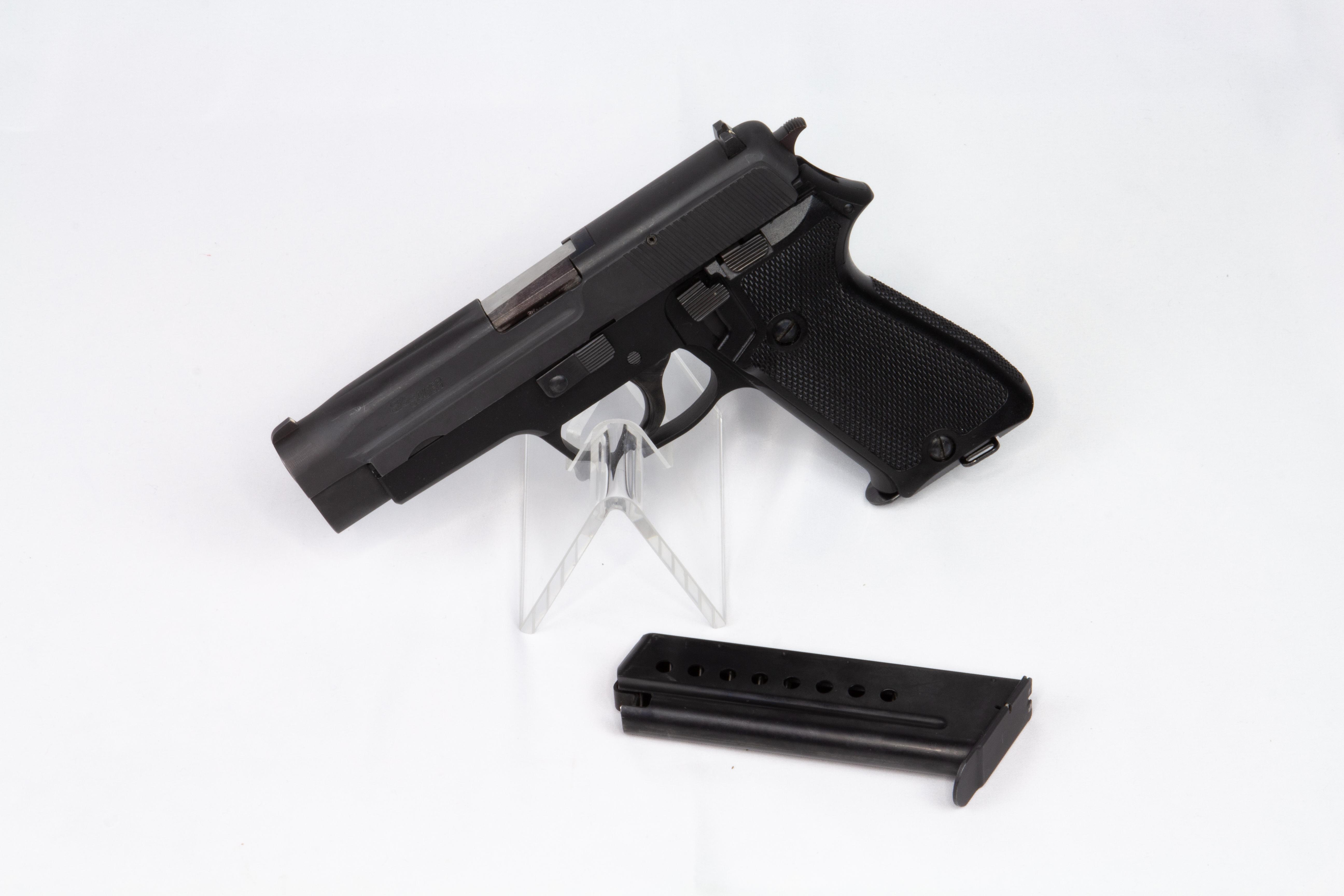 gebr. SIG SAUER Pistole Mod. P220