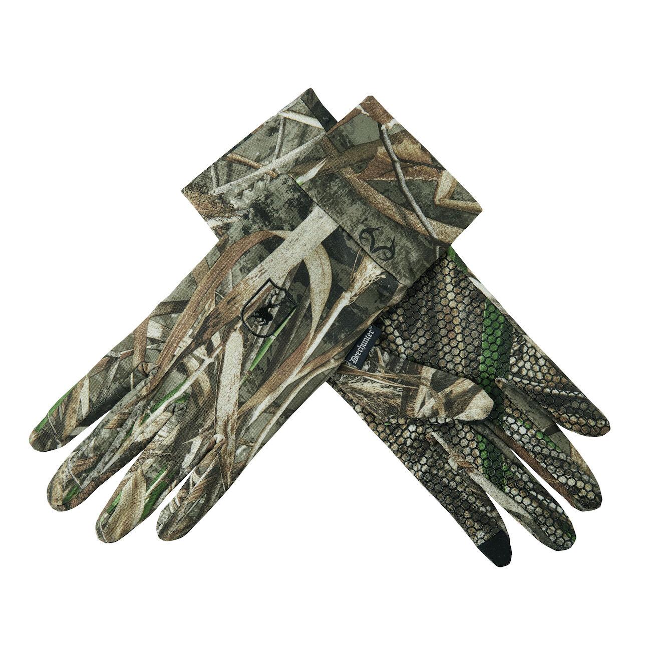 DEERHUNTER MAX 5 Handschuhe mit Silicone Dots