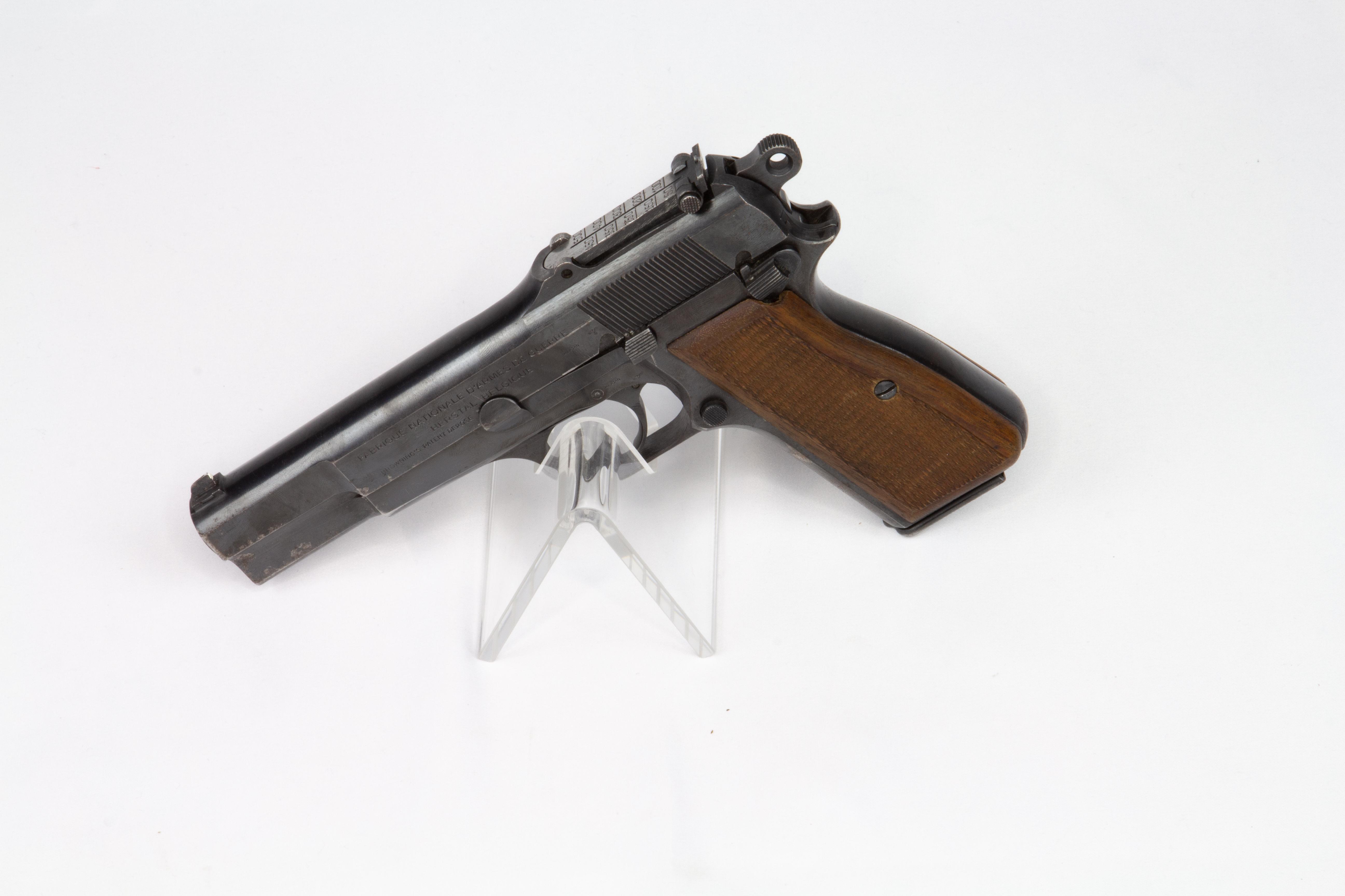 gebr. FN Pistole Mod. 1935 HP der Wehrmacht